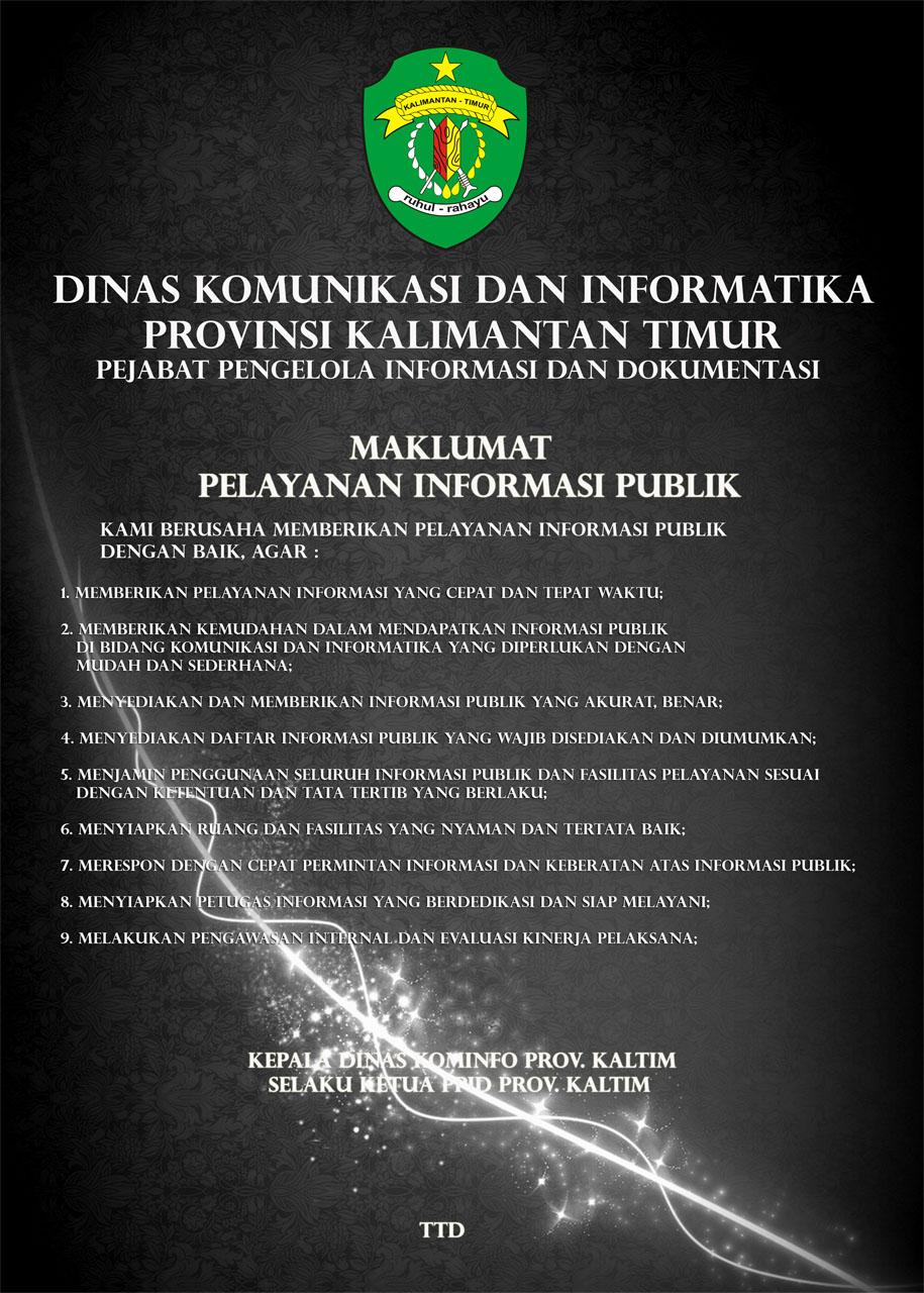 Maklumat Layanan PPID