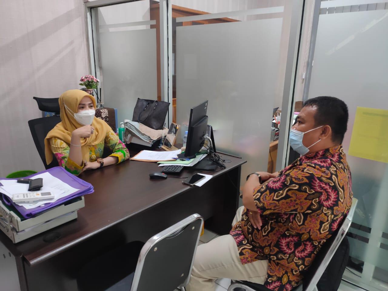 Konsultasi PPID PPU Terkait Pengelolaan Layanan Informasi