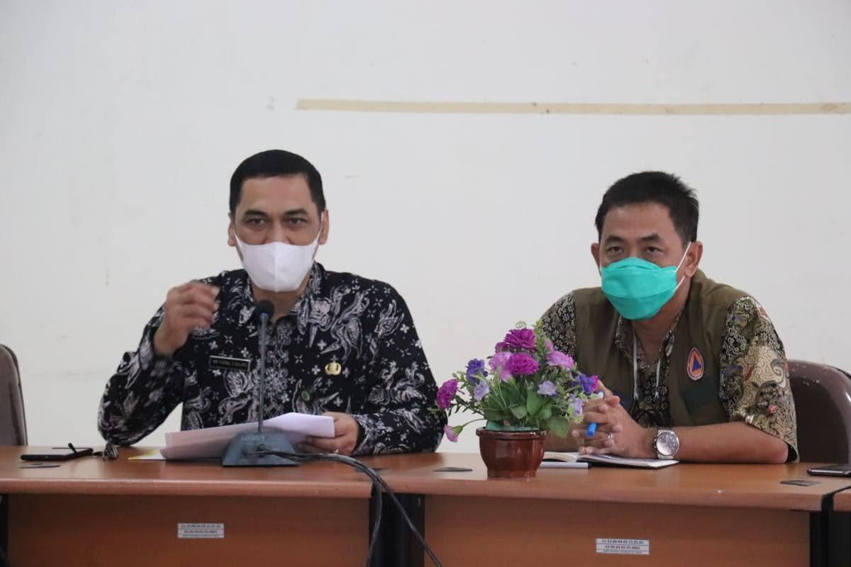 PPID BPBD Kaltim Emban Tugas Diseminasi  Informasi Serta Merta Bencana Daerah